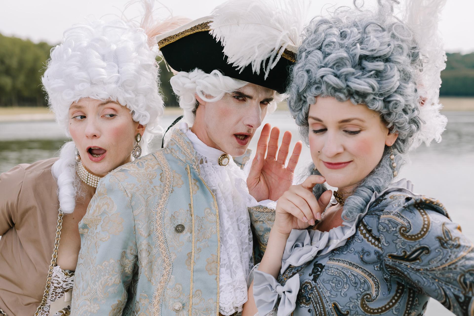 Let Them Eat Cake Versailles